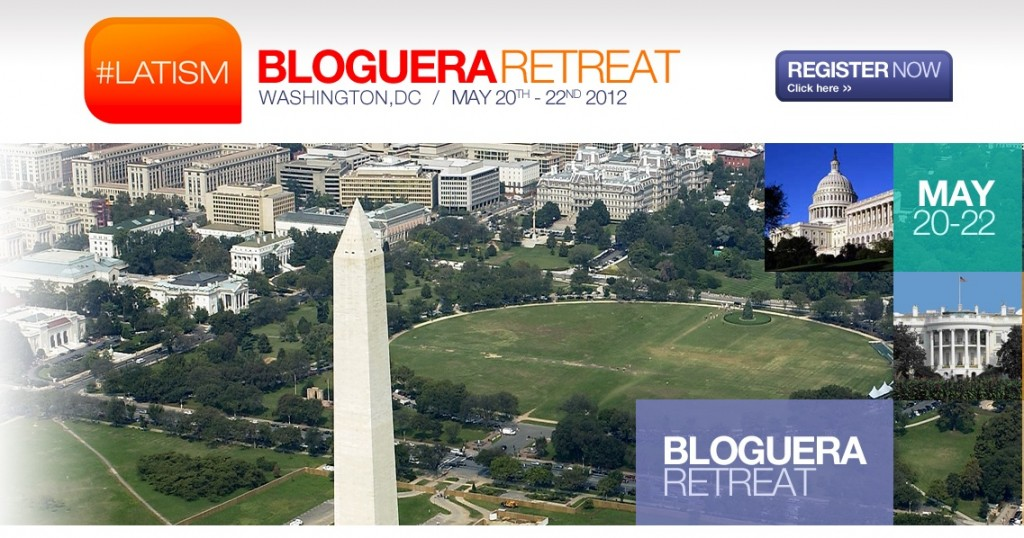 I'm Going to The White House With Top Latina Bloggers ~ Humbled!