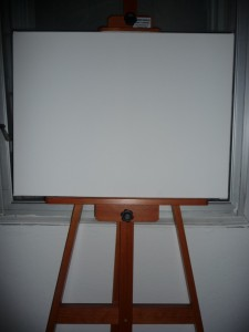 Canvas En Blanco